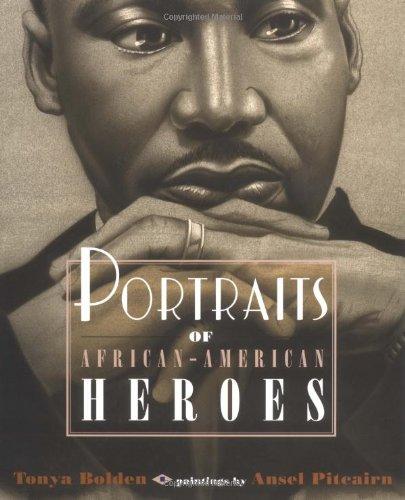 9780525470434: Portraits of African American Heroes