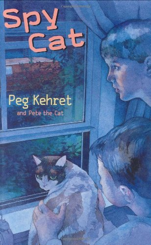 Spy Cat (9780525470465) by Kehret, Peg; The Cat, Pete