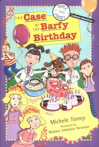 9780525471073: The Case of the Barfy Birthday (Science Detectives, No. 4)