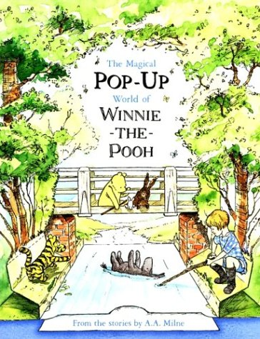 9780525471417: The Magical World of Winnie-the-Pooh: Deluxe Pop-Up