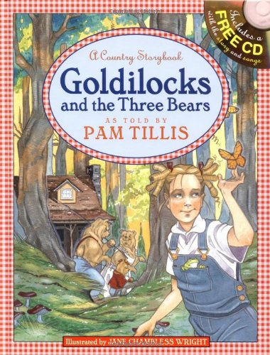 9780525471530: Goldilocks and the Three Bears: Country Storybooks