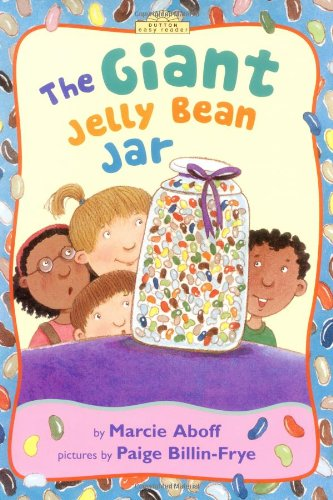 9780525472360: The Giant Jellybean Jar (Dutton Easy Reader)