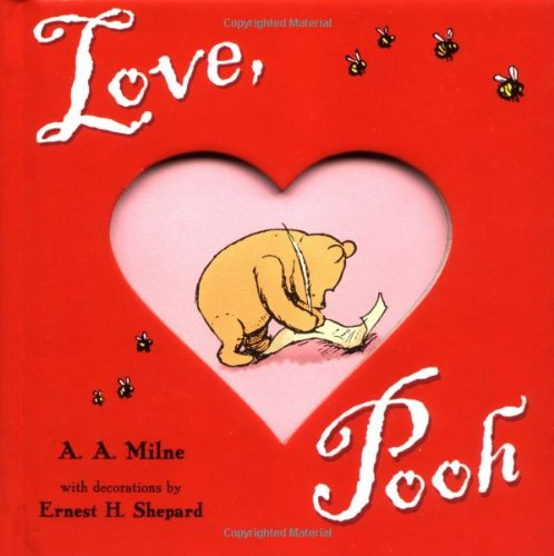 9780525472377: Love, Pooh (Winnie-the-Pooh)