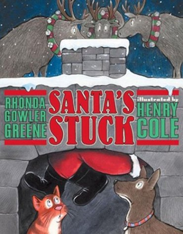 9780525472926: Santa's Stuck