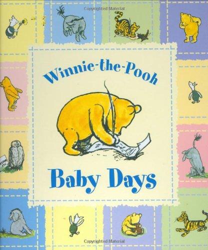 9780525473251: Winnie-the-Pooh Baby Days