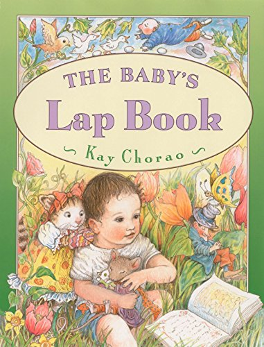 The Baby's Lap Book (0525473300) by Kay Chorao