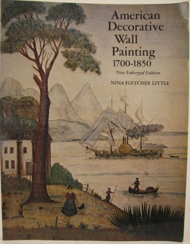 American Decorative Wall Painting 1700-1850