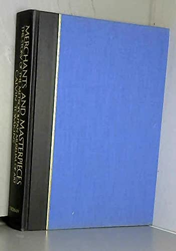 9780525473367: Merchants and masterpieces: The story of the Metropolitan Museum of Art