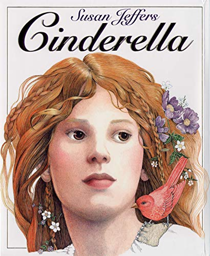 Cinderella [Signed by Susan Jeffers]: Perrault, Charles; Amy