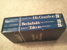 9780525473510: Beelzebub's Tales to His Grandson (3 Volumes)