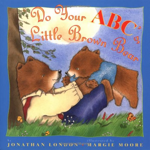 Do Your ABCs Little Brown Bear: London, Jonathan