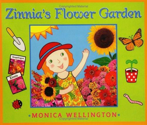 9780525473688: Zinnia's Flower Garden