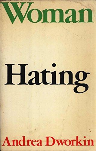 9780525474234: Woman Hating