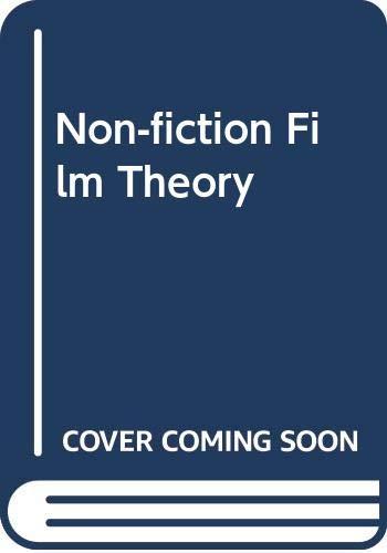 9780525474258: Non-fiction Film Theory