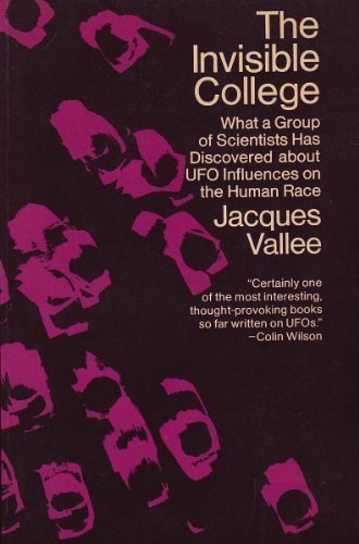 The Invisible College (9780525474500) by Jacques Vallee