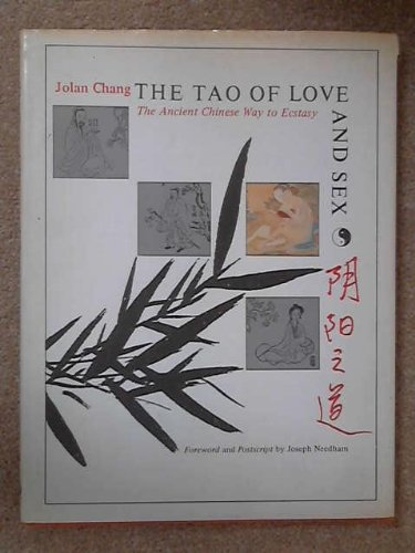 The Tao of Love and Sex: Chang, Jolan