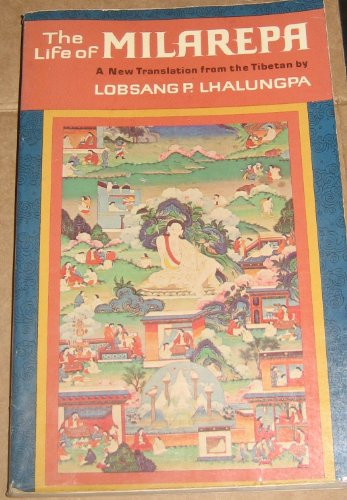 9780525474548: The Life of Milarepa