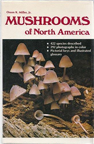 9780525474821: Mushrooms of North America