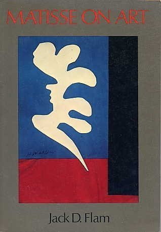 9780525474906: Matisse on Art