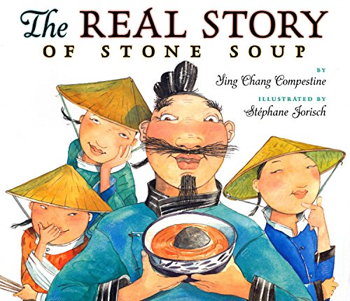9780525474937: The Real Story of Stone Soup