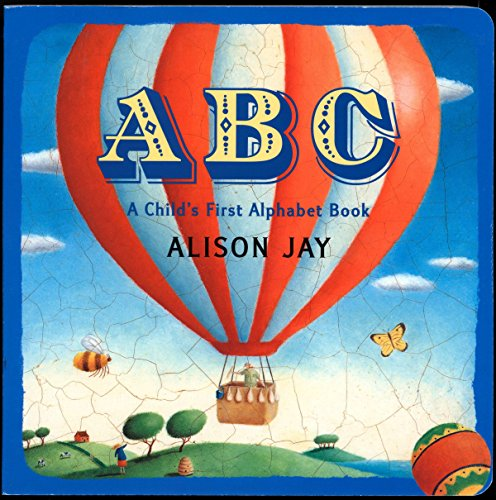 9780525475248: ABC: A Child's First Alphabet Book
