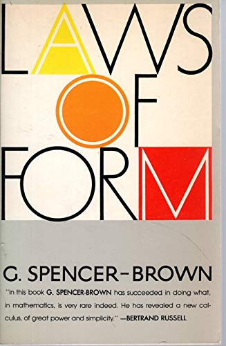 9780525475446: Laws of Form