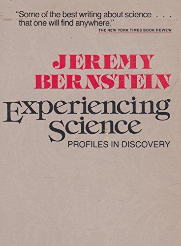 9780525476368: Experiencing Science