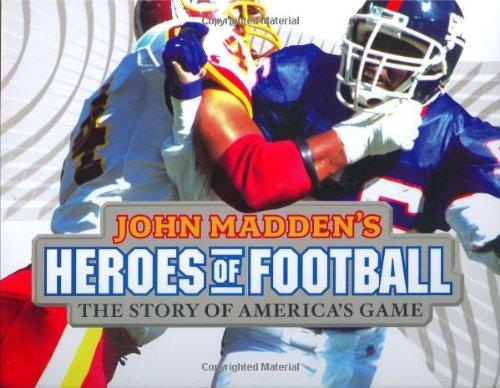 9780525476986: John Madden's Heroes of Football