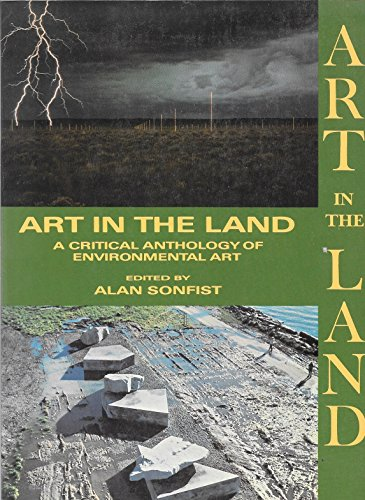 9780525477020: Art in the Land: A Critical Anthology of Environmental Art