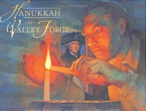 Hanukkah at Valley Forge: Stephen Krensky