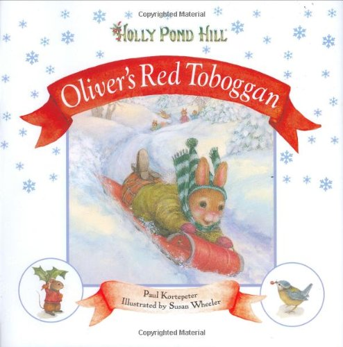 Oliver's Red Toboggan (Holly Pond Hill) (0525477527) by Paul Kortepeter