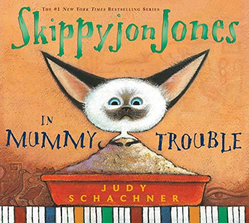 9780525477549: Skippyjon Jones in Mummy Trouble