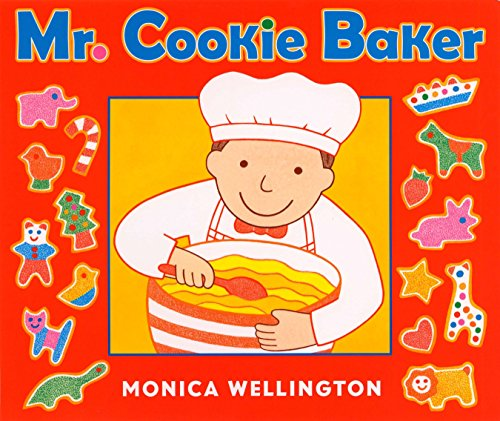 9780525477631: Mr. Cookie Baker