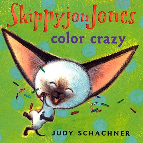 9780525477822: Skippyjon Jones: Color Crazy