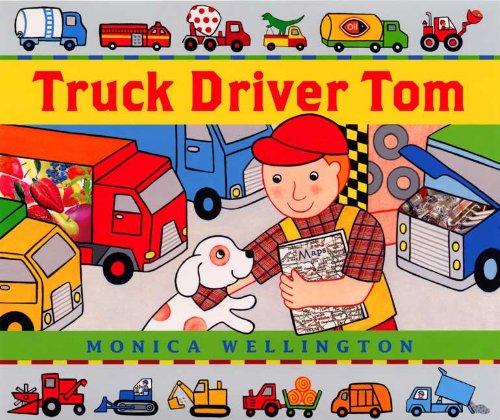 9780525478317: Truck Driver Tom