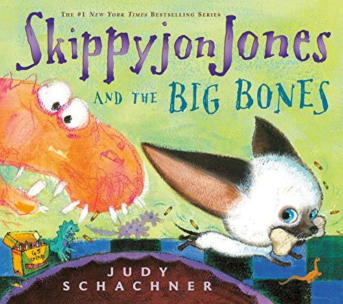 9780525478843: Skippyjon Jones and the Big Bones