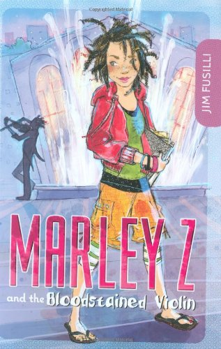 9780525479079: Marley Z and the Bloodstained Violin