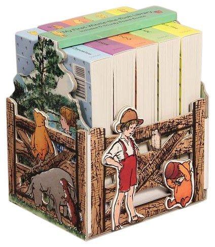 9780525479192: Winnie the Pooh Picket-Fence Box Set (5 Board Books)