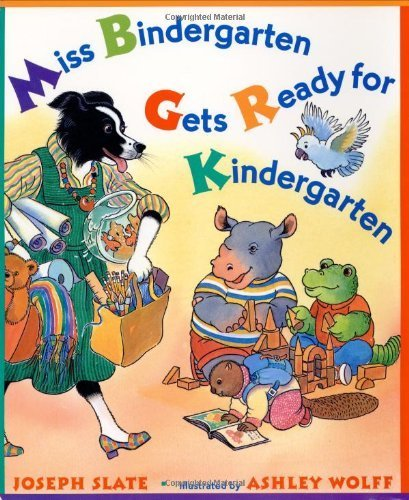 9780525479253: Miss Bindergarten Gets Ready for Kindergarten (Miss Bindergarten Books)