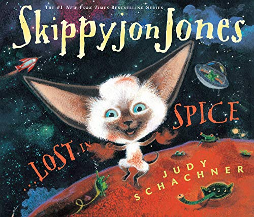 9780525479659: Skippyjon Jones, Lost in Spice