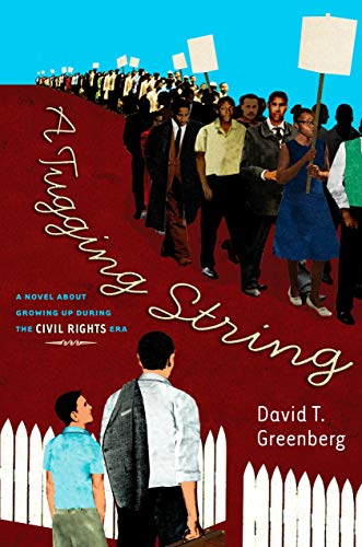 9780525479673: A Tugging String: A Novel about Growing Up During the Civil Rights Era