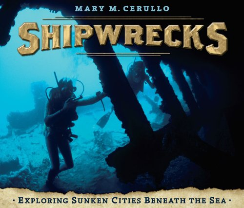 Shipwrecks: Exploring Sunken Cities Beneath the Sea