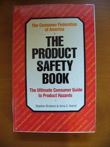 Product Safety Book: Gillis, Jack