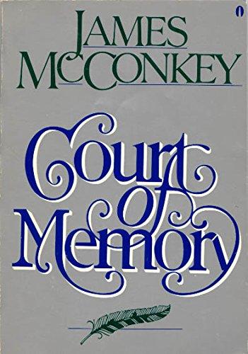 9780525481348: Mcconkey James : Court of Memory (Pbk)