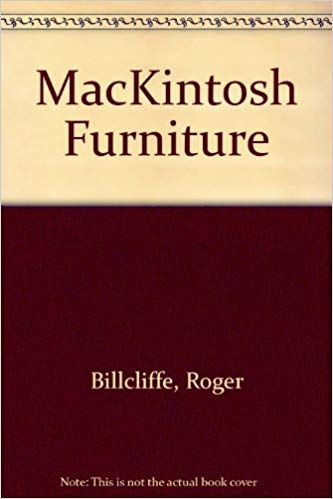 9780525481751: Mackintosh Furniture