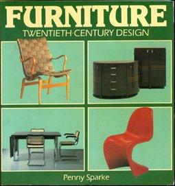 9780525482130: Furniture: Twentieth-Century Design