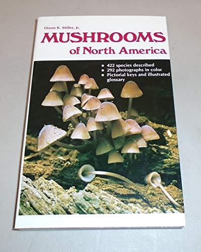 9780525482260: Mushrooms of North Amer (R)