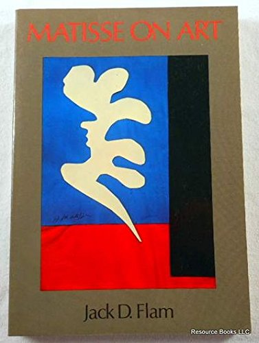 9780525482277: Matisse on Art