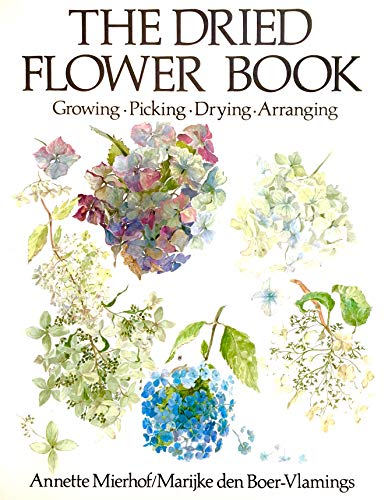 9780525482390: The Dried Flower Book: 2