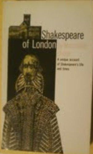 9780525482451: Shakespeare of London